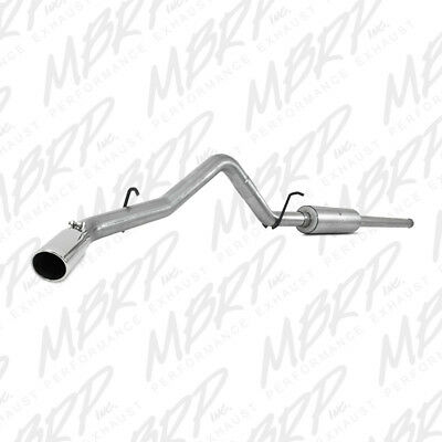 Exhaust System Kit-GAS, Extended Cab Pickup MBRP Exhaust S5080AL