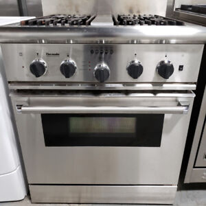 STOVE THERMADOR MOD PROFESSIONAL STAINLESS STEEL WITH WARRANTY!