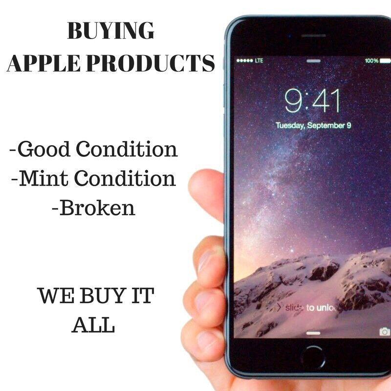 Buying iPhone, Samsung, Etc