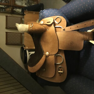 Brand New western Training Saddle for sale
