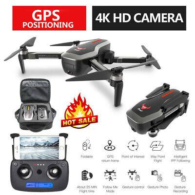 SG906 GPS Brushless 4K Drone w/Camera Handbag Wifi FPV Foldable Quadcopter Offering