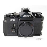 canon FD series film camera body and lens(AE 1 program, F1)