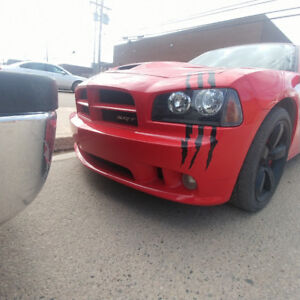 2007 Dodge Charger SRT 8 Sedan