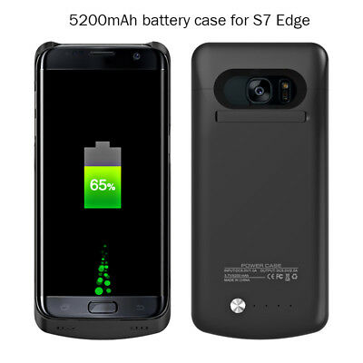 5200mAh Power Bank Invalid For Samsung Galaxy S7 Edge Pack Backup Battery Charger