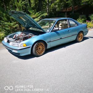 91 integra for sale 5000$ obo