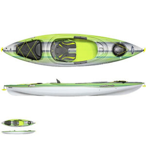 Pelican Catch 130 pedal drive kayaks - LAST ONE!! | Canoes