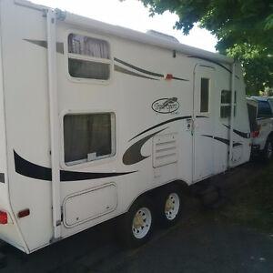 Luxury Camping Trailer In RVs Campers Trailers  Brantford