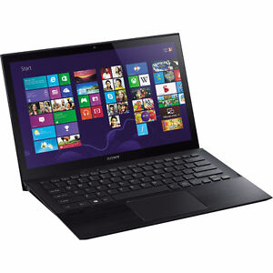 Sony SP132 Ultra slim laptop