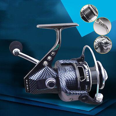 катушка для рыбалки 5000 железная шпуля китай