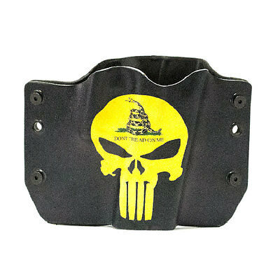 Taurus  Punisher Dont Tread On Me  Owb Kydex Gun Holsters