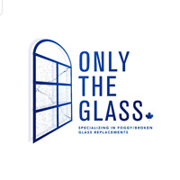 ONLY THE GLASS-FOGGY/BROKEN GLASS REPLACEMENTS FOR WINDOWS/DOORS