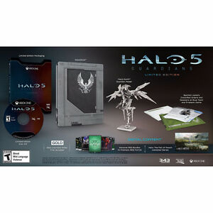 Xbox one halo 5 limited edition