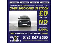 Land Rover Range Rover Sport 3.0 SD V6 HSE LOW WEEKLY PAYMENTS £75 PER WEEK
