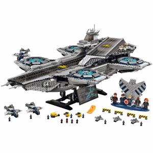 LEGO Marvel Super Heroes The SHIELD Helicarrier - RETIRED