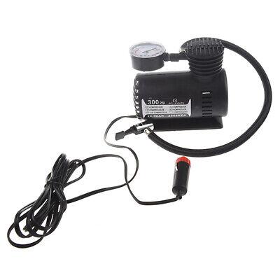 12V Bomba electrica de auto coche Compresor de aire Inflador portatil de...