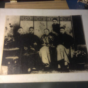 Antiques of China Large Photos of Boys # 10