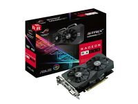 Asus Rx 560 4gb graphics card great condition