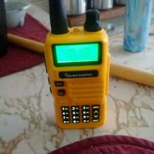 Scanner mobile (ham) radio