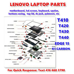$1 Lenovo Laptop Surplus Parts . Shipping Canada~Wide