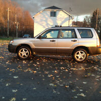 2007 Subaru Forester 2.5x Awd  - Automatique