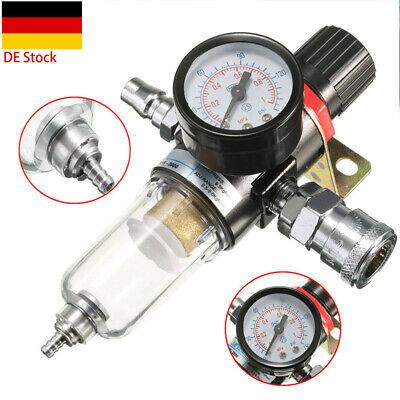 2000 Airbrush (AFC 2000 Air Pressure Regulator Oil-Water Separator Filter Airbrush CompressorDE)
