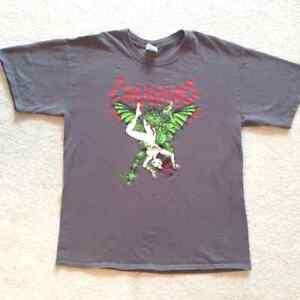 Metal band & few other cool shirts (SLAYER, Quick Silver....) Edmonton Edmonton Area image 4