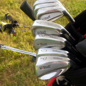 GREAT DEAL ON SET OF IRONS Kingston Kingston Area image 3