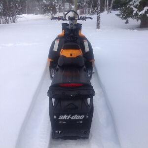 2013 Skidoo Summit SP 800 with 163'' track Prince George British Columbia image 7