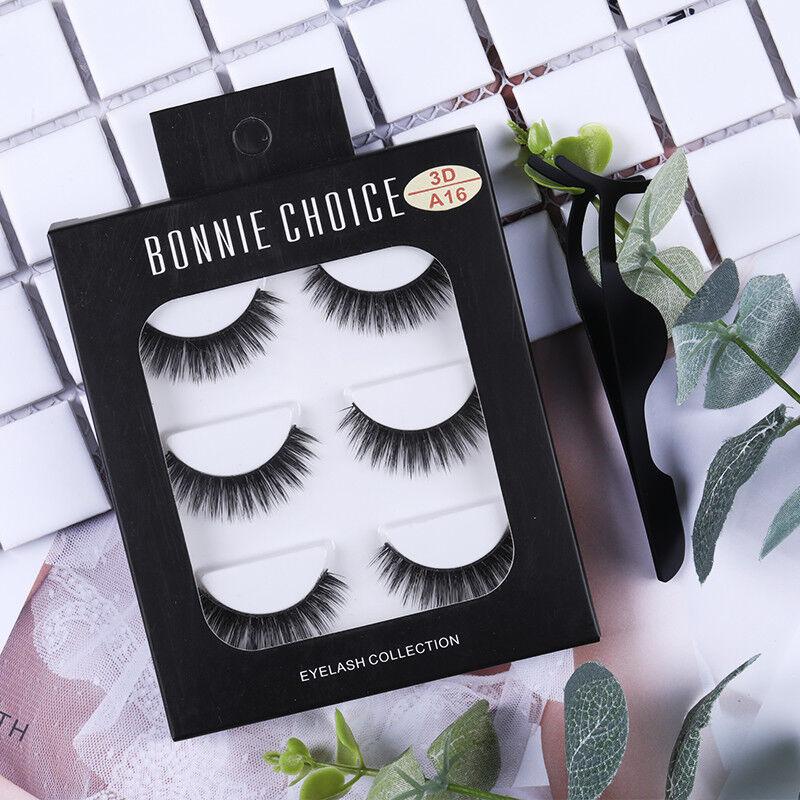 BONNIE CHOICE False Reusable Beauty Cosmetic