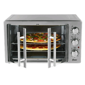 Huge Oster toaster oven with French doors