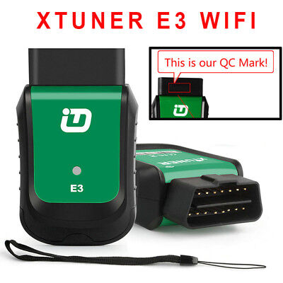 XTUNER E3 Wifi Easydiag OBD2 WIN10 Full System Diagnostic Tool Scanner Update