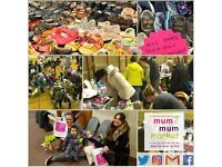 Reading's mum2mum market - children and baby nearly new sale - Whitley