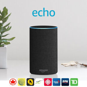 Echo (2nd Generation) IN BOX! - Save $21 - All Colors Available