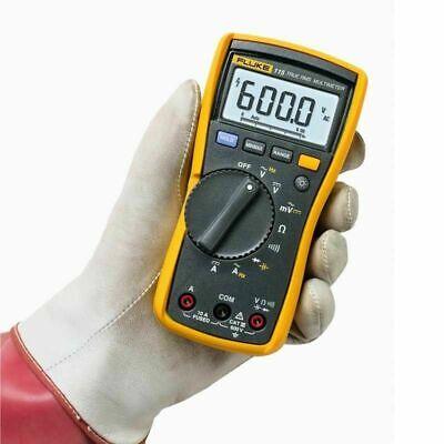 Genuine Fluke 115 True-rms Digital Handheld Multimeter Express Shipping