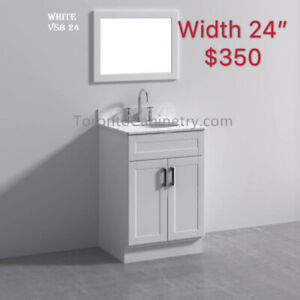 SALE***MAPLE SOLID WOOD KITCHEN & BATHROOM VANITIES