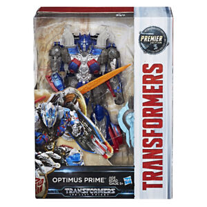 Transformers The Last Knight Premier Edition Voyager Class