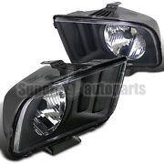 05 Mustang Headlights