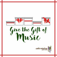 Give the Gift of Music! Piano Lessons in Your Neighbourhood!