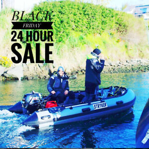 BLACK FRIDAY SALE--25%OFF ANY BOAT(Save up to $1600)