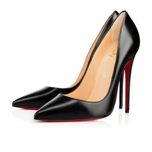 Christian LouboutinSo Kate 120 Patent Leather Pumps