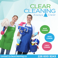 ClearCleaning™  Cleaning Services