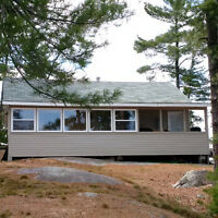 NEW PRICE: Cottage on Private Island on Lake Nipissing