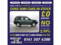 Land Rover Freelander 2 2.2GS CREDIT PROBLEMS?? WE CAN HELP! 0161 507 6300