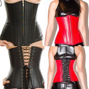 MULTI-USE/PURPOSE GENUINE SOFT BLK LEATHER CORSET BY NORTHBOUND West Island Greater Montréal image 6
