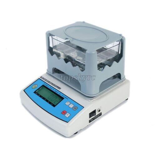 MH-300A Electronic Densitometer Solid Plastic Density Meter 100-240V