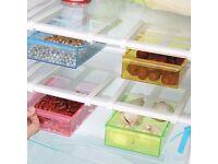 space saver fridge storage