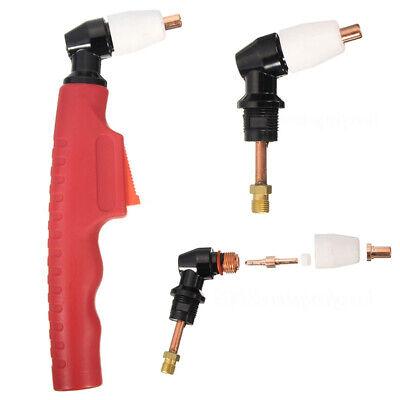 Pt31 Lg40 Plasma Torch Body Nylon Handle Plasma Cutting Torch Head Red