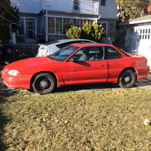 1997 Pontiac Grand Am Convertible