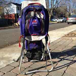 Kelty kid journey carrier with sun hood West Island Greater Montréal image 4