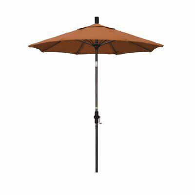7 5 patio umbrella in tuscan